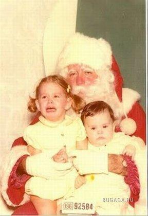 С Дедом Морозом не всегда весело