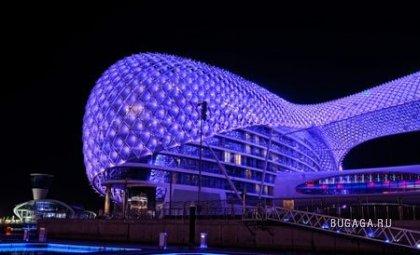 """Отель """"Yas"""" в Абу-Даби"""