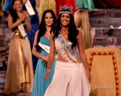 Мисс Мира 2009: Kaiane Aldorino