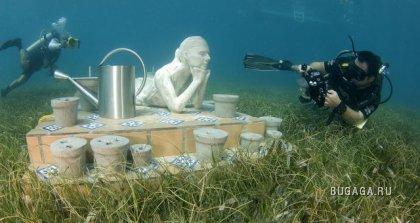 Крупнейший подводный музей