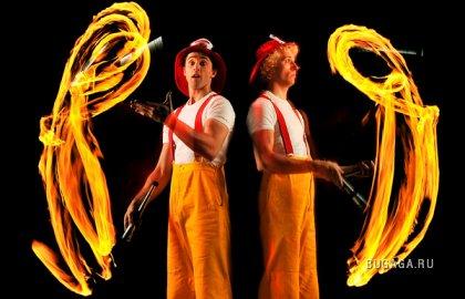 Выпускники института цирковых искусств