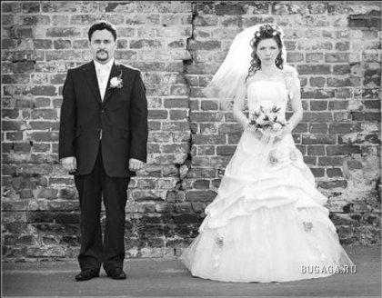 10 интересных фактов про свадьбы