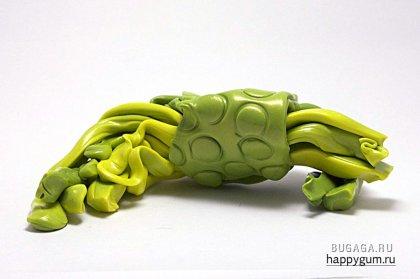 Безумный пластилин HappyGum