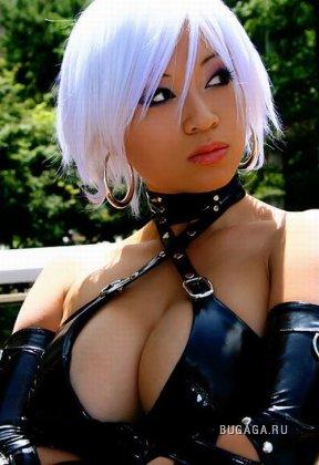 Секси cosplay