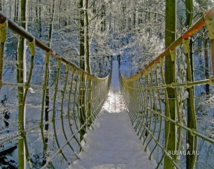 Зима - сказочно красива