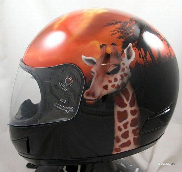 Шлем для мотоцикла как сделать