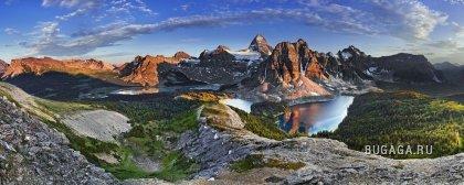 Красочные горные фото от Marian Matta
