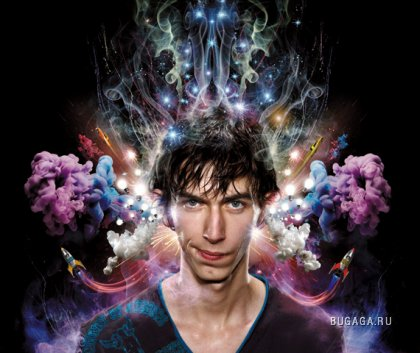 """Лучшие ретушеры мира 2009 - креативный дуэт """"LSD"""""""