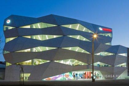 Новый офис Vodafone в Португалии