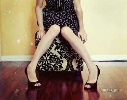Позитивные работы фотографа Leigh Taylor