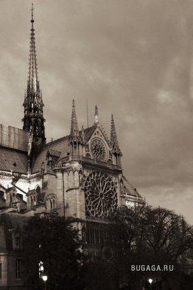 Город с привкусом шоколада. Париж