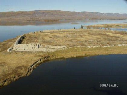 Странный остров в Сибири