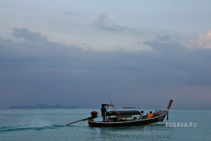 Остров Ко Липе, Тайланд