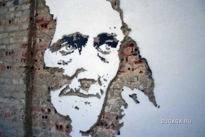 Портреты на стене от Alexandre Farto
