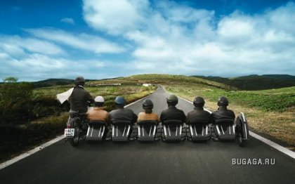 Креативные рекламные фото от Linus Schneider