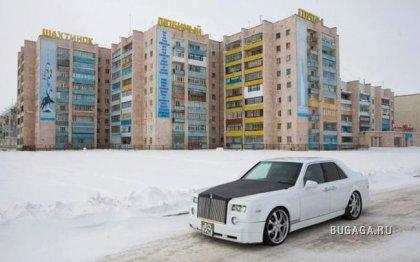 Самодельный Rolls Royce Phantom