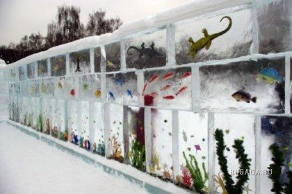 Московский Снежный городок