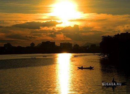 В дебрях острова Борнео