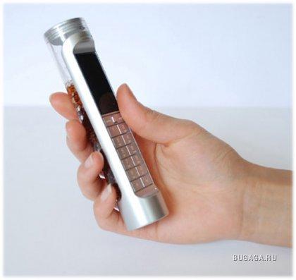 Телефон на газировке