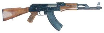 Интересные факты об АК-47