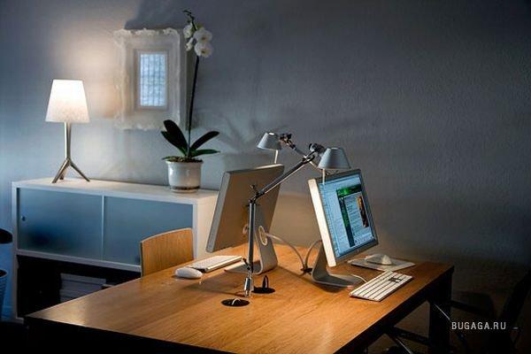 Дизайн комната программиста