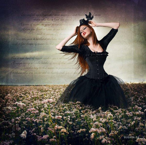 готы фото девушки красивые
