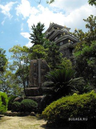Парк Koraku-en (Ну уж очень красивое место)