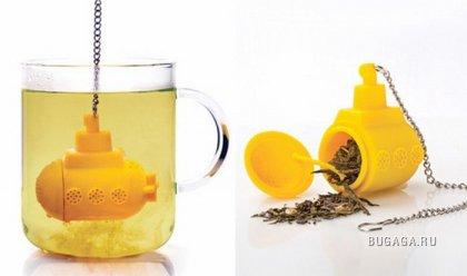Креативные чайные пакетики
