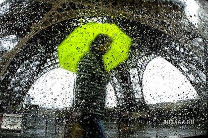 Настроение – дождь