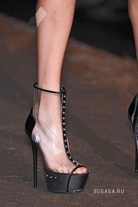 Экстравагантные, странные и суперские туфельки