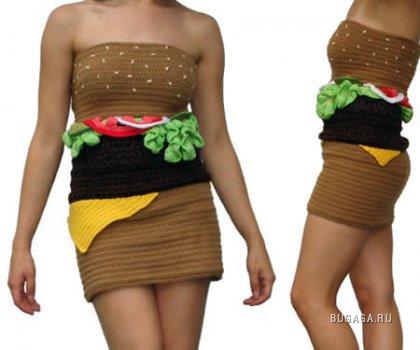 Топ самых необычных платьев