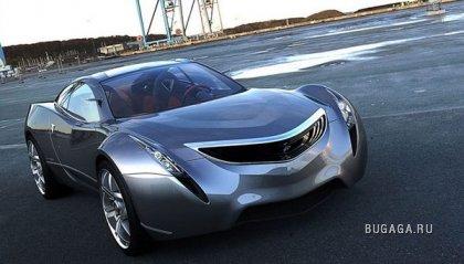 Спорт-купе Ferrante V Concept