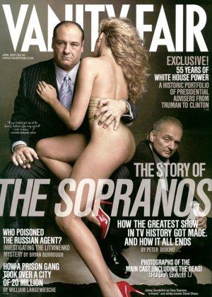 Лучшие обложки Vanity Fair последних лет