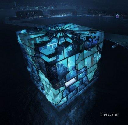 Проект «Водный Куб»