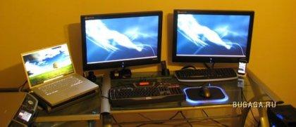 Крутые компьютерные рабочие станции