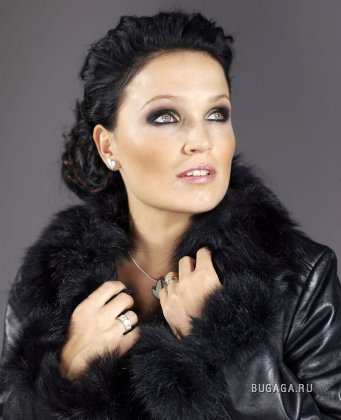 Экс-солистка группы Найтвиш - Тарья Турунен
