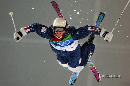 Яркие и курьезные моменты Олимпиады 2010