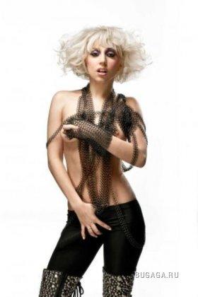 Lady GaGa для Q Magazine