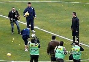 Роналду vs. узбекский талант