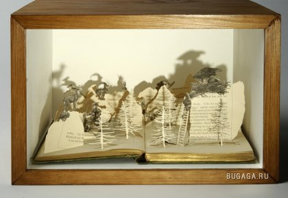 Книжное искусство Сью Блэквелл