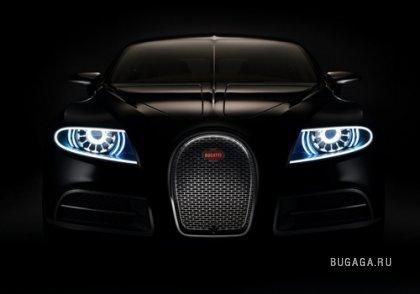 Концепт Bugatti 16C Galiber