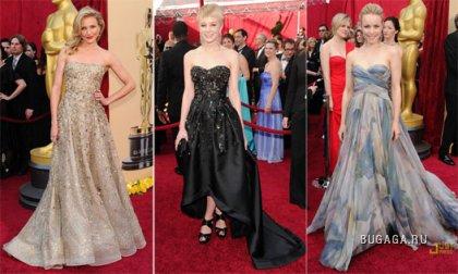 Оскар 2010: Лучшие платья