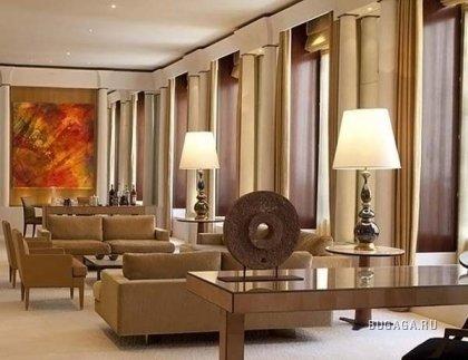 Самые дорогие гостиничные номера