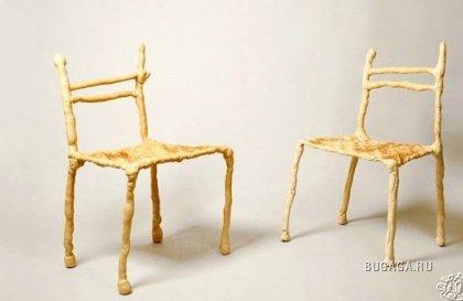 """Необычные стулья """"Panpaati"""" от Enoc Armengol"""