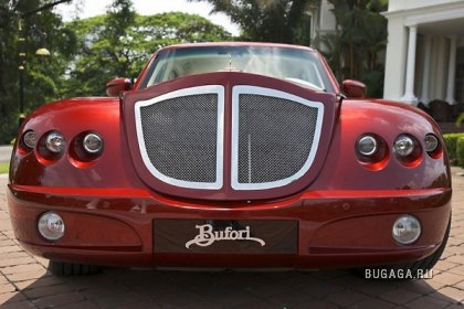Luxury Bufori Sedan