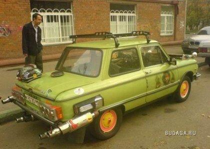 Тюнинг по-русски