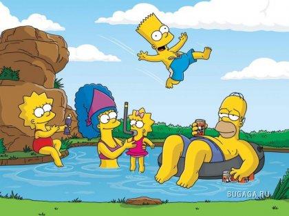 100 фактов о сериале Симпсоны