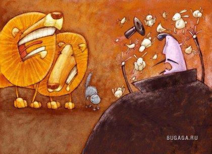 Иллюстрации Eugenia Nobati