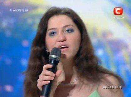 Ещё одна звезда Украины - Нина Зубко