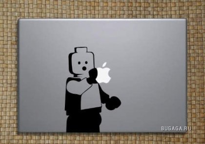 Стикеры для MacBook